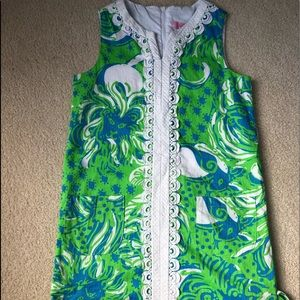 Lily Pulitzer girl's Shift Dress
